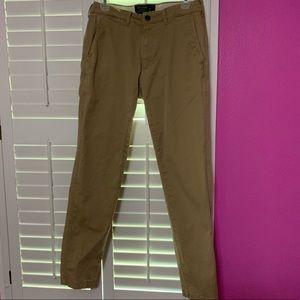 Felix Super Slim Stretch Khaki Pants